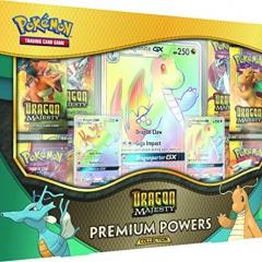 Pokemon POK80411 Pokémon TCG: Dragon Majesty Premium Powers Collection