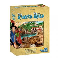 Rio Grande Games RGG569 Puerto Rico Deluxe, Multi-Colored