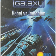 Rio Grande Race for the Galaxy Rebel vs Imperium Expansion Board Game