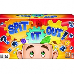 "RnR Games RNR00962 ""Spit it out!"" Game"
