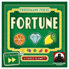Stronghold Games SG6022 Fortune, Multi-Colour