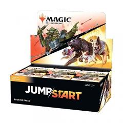 Magic The Gathering Jumpstart Booster Display