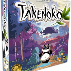 Takenoko Board Game