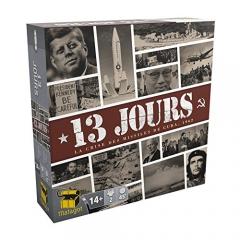 13 jours - La crise des missiles de Cuba - Matagot - FRENCH version