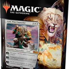 Magic The Gathering MTG - Core Set 2019 1 Planeswalker Deck (Ajani)
