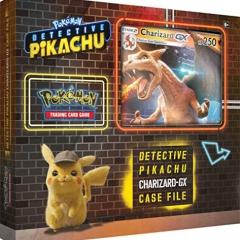 Pokémon POK80535 TCG: Detective Pikachu Charizard-GX Case File