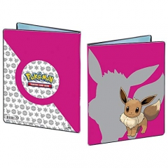 Ultra Pro 85992 Pokemon-9 Pocket Portfolio-Eevee 2019