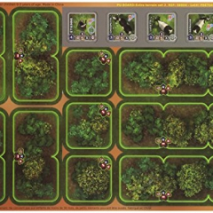 Heroes Of Normandie - Extra Terrain Punch Board - DPG58004 - Devil Pig Games