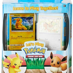 Pokémon POK80782 Pokemon TCG: Let's Play Decks, Mixed Colours