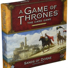 Fantasy Flight Games A Game of Thrones LCG: 2nd Edition - Sands of Dorne Expansion