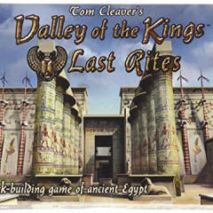 Alderac Entertainment ALD05882 Valley Of The Kings Last Rites Board Game