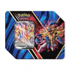 Pokémon TCG: Legends of Galar Summer Tin Featuring Zamazenta