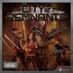 "Plaid Hat Games PHG19000 ""City of Remnants"" Toy"