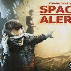 Space Alert Board Game by Vlaada Chvatil (Engilsh)