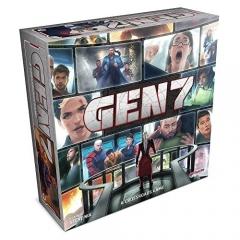 Plaid Hat Games PHG2300 Gen7: A Crossroads Game, Mixed Colours