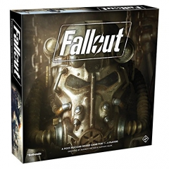 Fallout: The Board Game - Fantasy Flight Games FFGZX02
