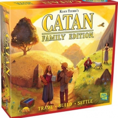Mayfair Catan: Family Edition