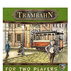 Mayfair Games Trambahn Board Game