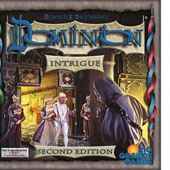 "Rio Grande Games RGG532 ""Dominion Intrigue 2nd Edition"" Game"