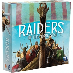 Renegade Game Studios RGS00585 Raiders Of The North Sea Board Game