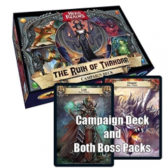 Hero Realms Ruin of Thandar set (Campaign Deck + Boss Deck Dragon + Boss Deck Lich)