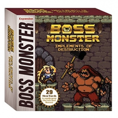Boss Monster - Implements of Destruction Board Game