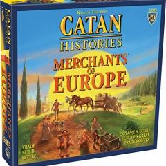 Catan Histories: Merchants of Europe Board Game