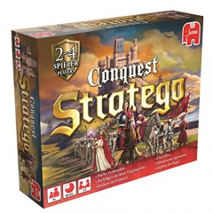 Jumbo Stratego Conquest Board Game