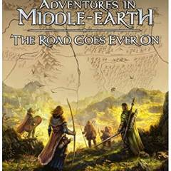 Adventures in Middle Earth: The Road Goes Ever On - English