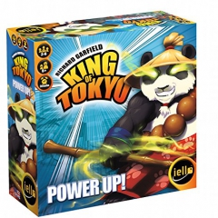 Iello KOT_POWER King Of Tokyo Power Up Game