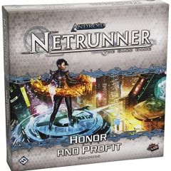 Android: Netrunner: The Card Game Expansion: Honor and Profit
