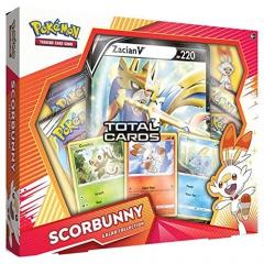 Pokemon TCG: Galar Collection Scorbunny Box