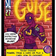 Sentinels of the Multiverse: Guise Hero Mini Expansion