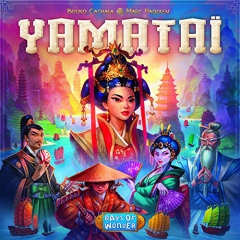 "Days of Wonder DOW8601 ""Yamataï"" Game Board"