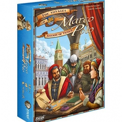 The Voyages of Marco Polo: Venice Agents Expansion