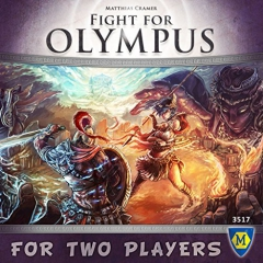 Mayfair Games MFG03517 Board Game Fight For Olympus Sweetie