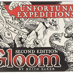 Gloom Second Edition Expansion: Unfortunate Expeditions