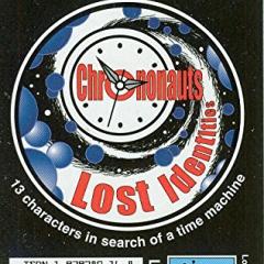Chron Lost Identities Chrononauts Expansion