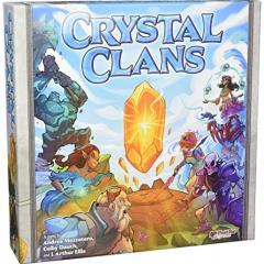 Plaid Hat Games Crystal Clans Master Set - English