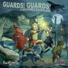 Guards Guards Board Game