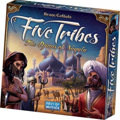 Five Tribes: The Djinns of Naqala Board Game