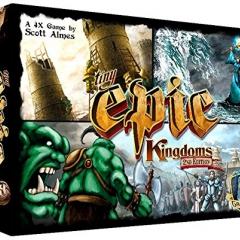 Tiny Epic Kingdoms - Second Edition