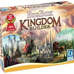 Queen Games 061121 Kingdom Builder Big Box Board Game