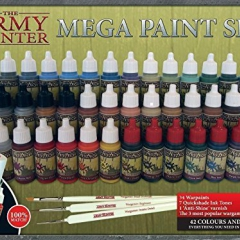 Army Painter: Mega Paint Set II