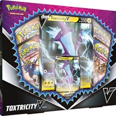 Pokémon POK80679 TCG: Toxtricity V Box, Multicolor