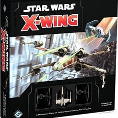 Fantasy Flight Games FFGSWX01 X-Wing 2nd Edition Star Wars Mini Table, Multi-Colour