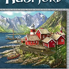 Nusfjord Board Game by Uwe Rosenberg