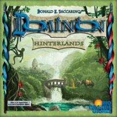 Rio Grande Games Dominion Expansion Hinterlands