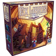 Renegade Game Studios RGS00577 Ex Libris Board Game