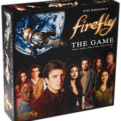 GaleForce Nine Firefly: the Game